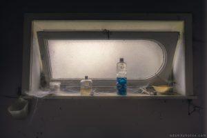 Maison l'oiseau bleu - bathroom détail