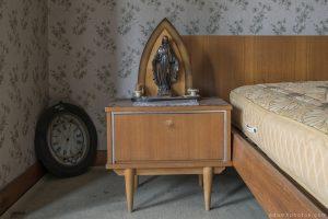 Maison l'oiseau bleu - bedroom détail