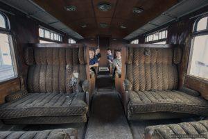 Adam X Urbex Urban Exploration Orient Express group shot