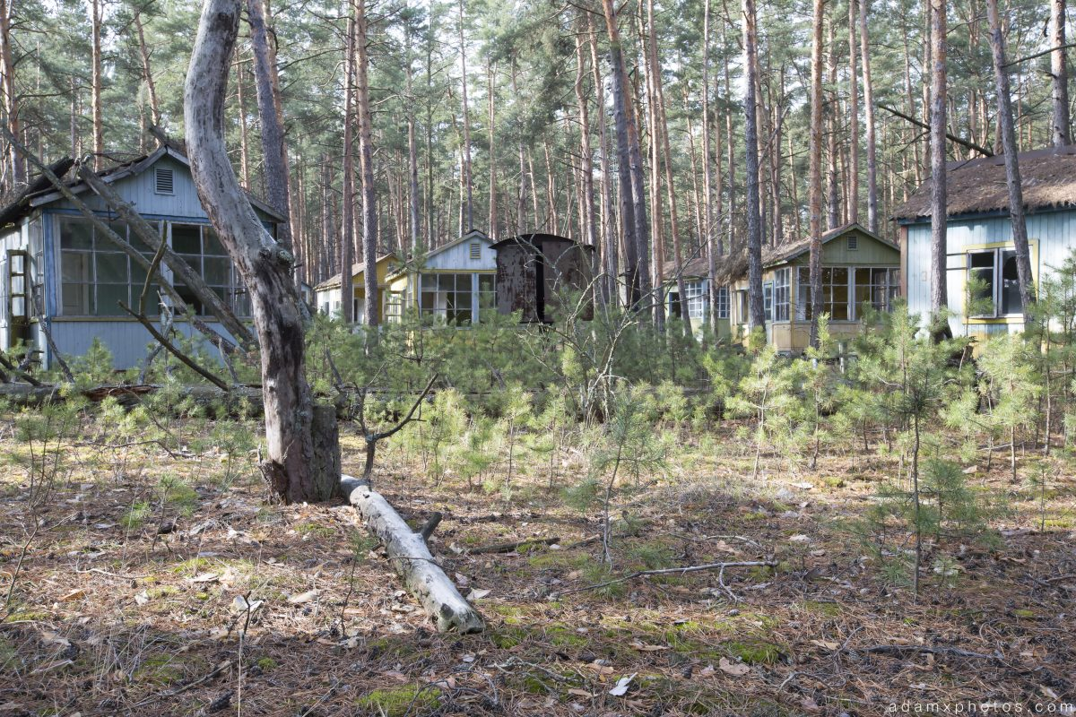 Smaragd emerald childrens holiday camp Chernobyl Pripyat Urbex Adam X Urban Exploration 2015 Abandoned decay lost forgotten derelict