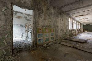 elementary school 3 Chernobyl Pripyat Urbex Adam X Urban Exploration 2015 Abandoned decay lost forgotten derelict