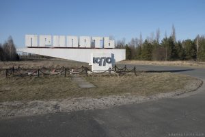 Pripayat sign 1970 Chernobyl Pripyat Urbex Adam X Urban Exploration 2015 Abandoned decay lost forgotten derelict