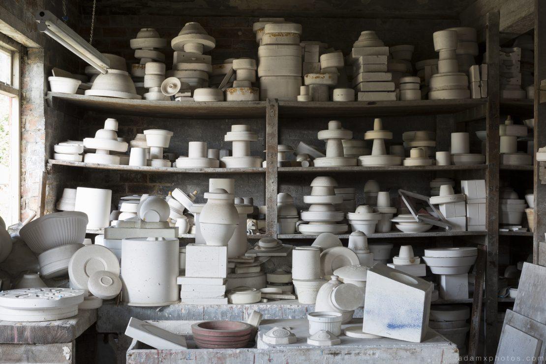 TG Green Green's pottery derbyshire Urbex Adam X Urban Exploration 2015 Abandoned decay lost forgotten derelict