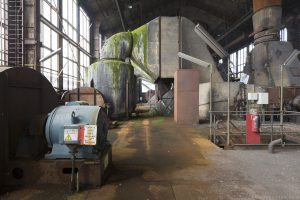 Boiler House The Blue Power Plant Station Belgium Belgie Industrial Industry infiltration Urbex Adam X Urban Exploration 2015 Abandoned decay lost forgotten derelict