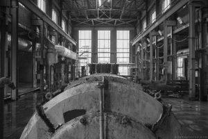Turbine Lostock Power Station Plant Northwich Industrial Industry infiltration Urbex Adam X Urban Exploration 2015 Abandoned decay lost forgotten derelict
