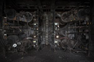 Backbone Spine abstract industrial grime Lostock Power Station Plant Northwich Industrial Industry infiltration Urbex Adam X Urban Exploration 2015 Abandoned decay lost forgotten derelict