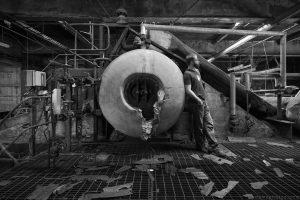 Selfie Death Star Lostock Power Station Plant Northwich Industrial Industry infiltration Urbex Adam X Urban Exploration 2015 Abandoned decay lost forgotten derelict