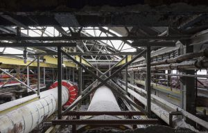 Tata Chemicals Soda Ash Winnington Industrial Industry infiltration Urbex Adam X Urban Exploration 2015 Abandoned decay lost forgotten derelict