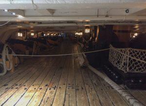 HMS Victory Portsmouth Urbex Adam X