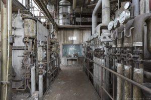Pipes valves Usine S Belgium Textile Wool Factory Urbex Adam X Urban Exploration Access 2016 Abandoned decay lost forgotten derelict