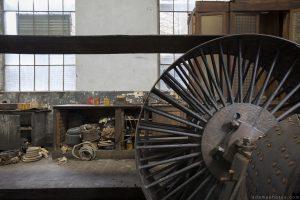Detail Usine S Belgium Textile Wool Factory Urbex Adam X Urban Exploration Access 2016 Abandoned decay lost forgotten derelict