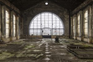 Powerplant Puits Simon II (PS II) decay Urbex Adam X Urban Exploration Access 2016 Abandoned decay lost forgotten derelict location