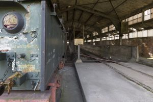 Train Kraftwerk Plessa Urbex Powerplant Germany Adam X Urban Exploration Access 2016 Abandoned decay lost forgotten derelict location