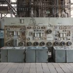 Kessel Boiler Controls Kraftwerk Plessa Urbex Powerplant Germany Adam X Urban Exploration Access 2016 Abandoned decay lost forgotten derelict location