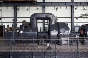 Generator Turbine Hall Kraftwerk Plessa Urbex Powerplant Germany Adam X Urban Exploration Access 2016 Abandoned decay lost forgotten derelict location