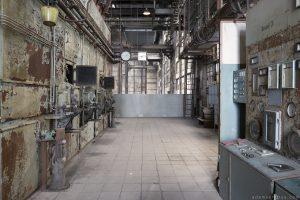 Kraftwerk Plessa Urbex Powerplant Germany Adam X Urban Exploration Access 2016 Abandoned decay lost forgotten derelict location