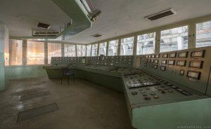 Turbine Hall Control Room Kraftwerk V Urbex Powerplant Germany Adam X Urban Exploration Access 2016 Abandoned decay lost forgotten derelict location Deutschland