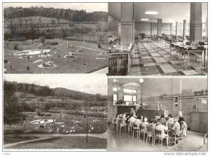 Preventorium Dolhain old photos photographs historic