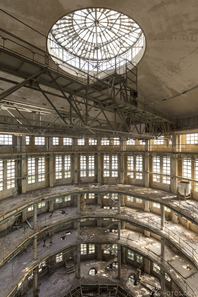 Oculus Tower Italy Italia Industrial distillery Urbex Adam X Urban Exploration Access 2016 Abandoned decay lost forgotten Secca Security infiltration derelict location haunting eerie