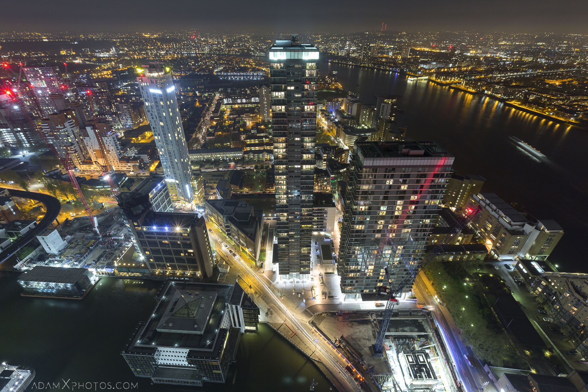Rooftop Rooftopping London Urbex High Adam X Urban Exploration Access 2017 Abandoned decay lost forgotten derelict location dangerous night nightttime
