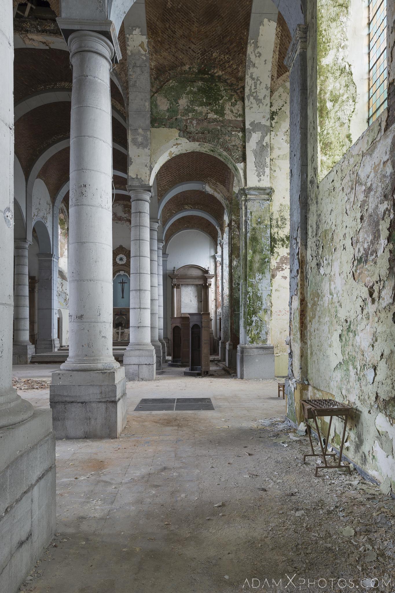 Explore 209 L 233 Glise Saint Pierre Aka Church Of Decay