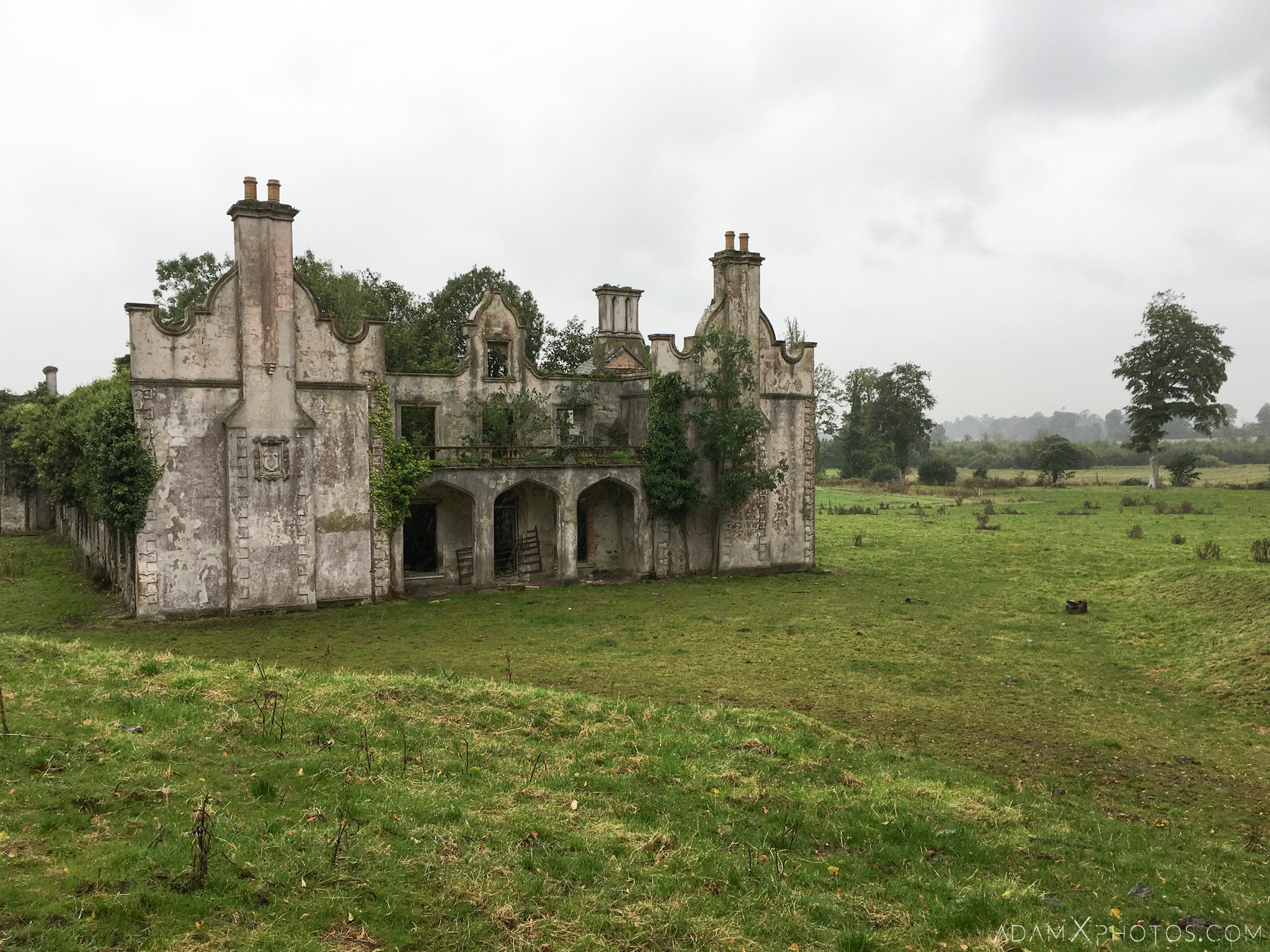 Glyde Court County Louth Adam X Urbex Urban Exploration Ireland Access 2017 Abandoned decay lost forgotten derelict location creepy haunting eerie