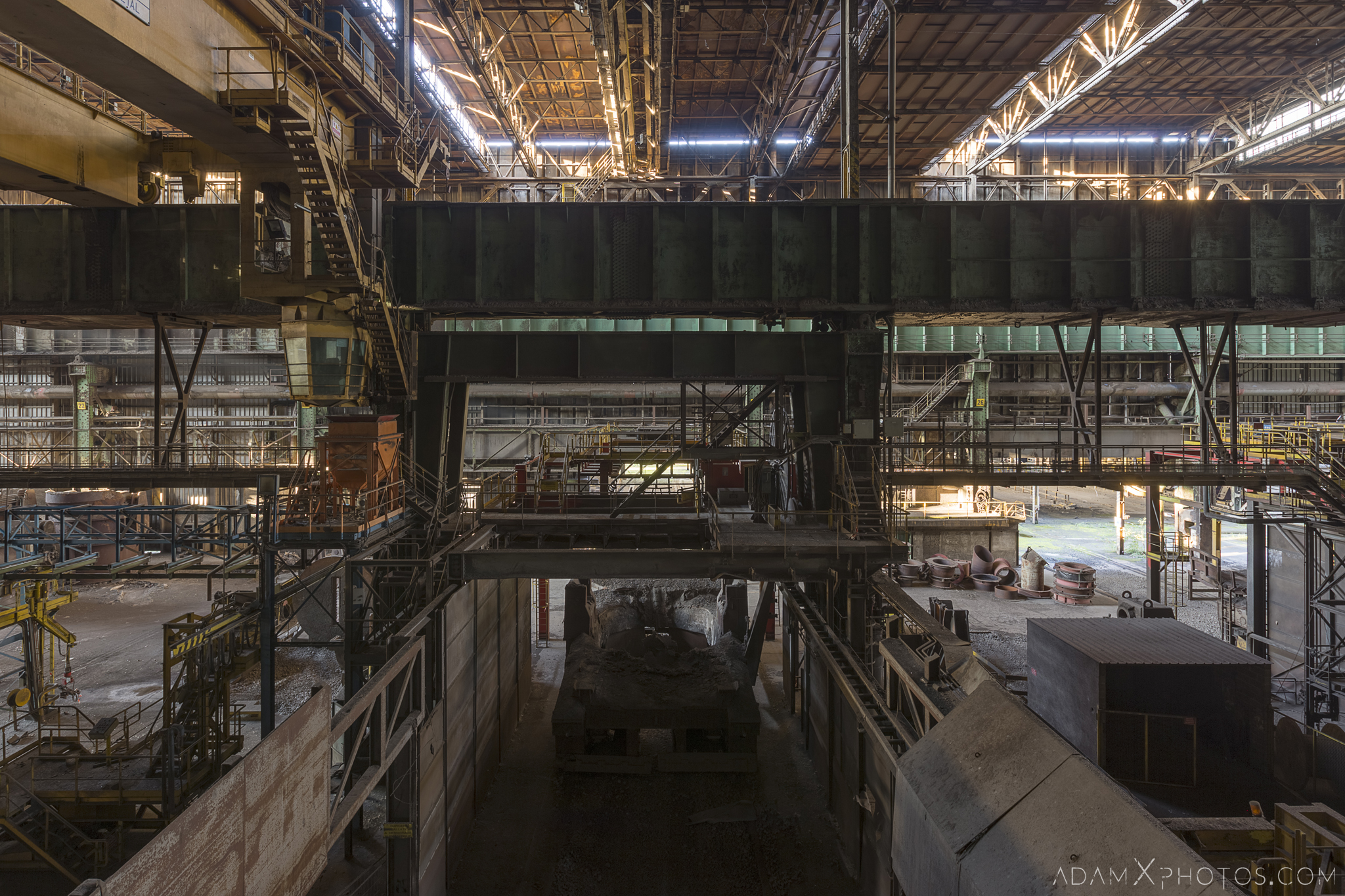 HFX Florange Hayange ArcelorMittal blast furnaces steel works plant Industrial Industry Adam X Urbex Urban Exploration France Access 2017 Abandoned decay lost forgotten derelict location creepy haunting eerie