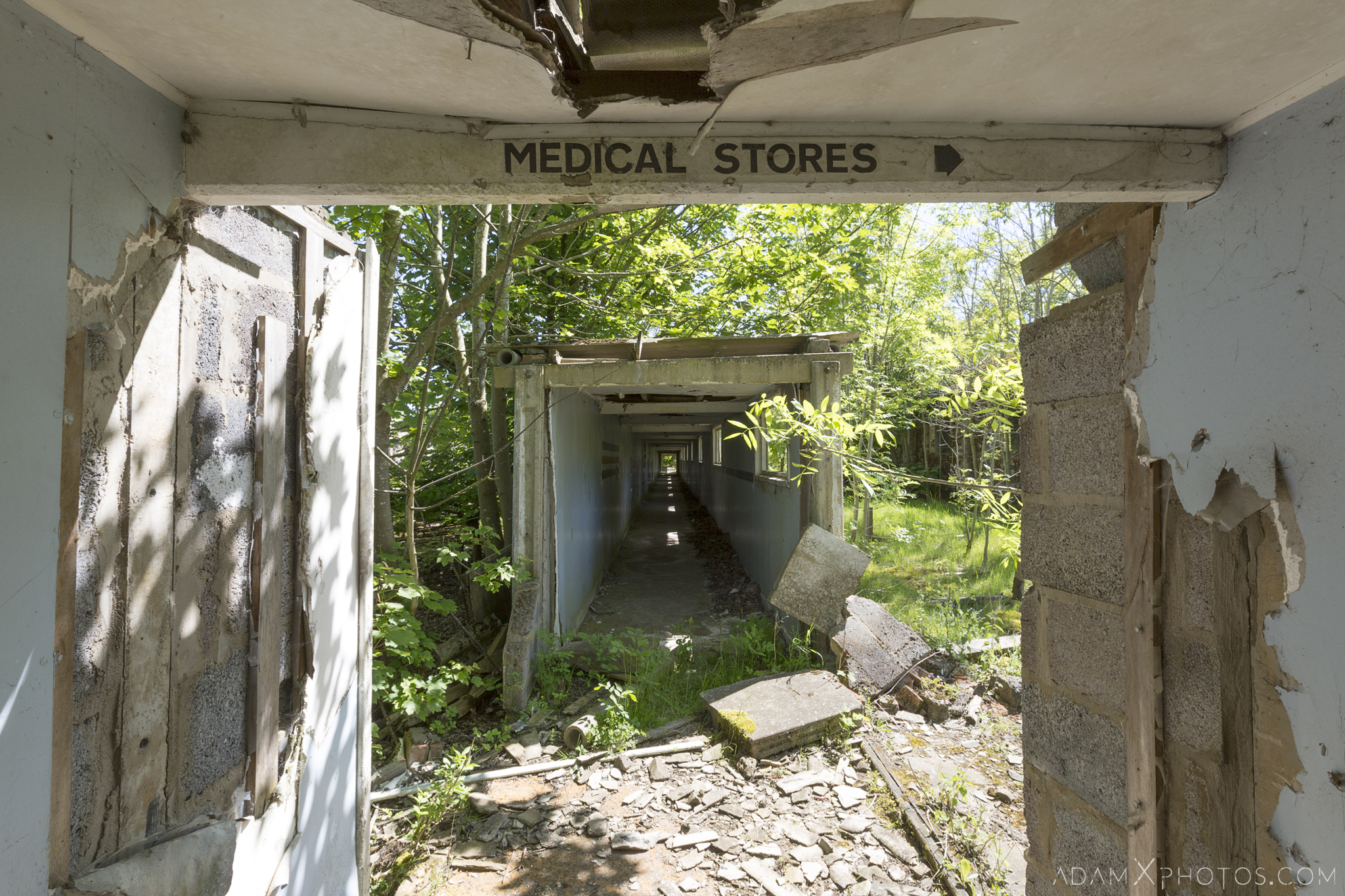 Medical stores Nocton Hall RAF Hospital Lincolnshire Adam X Urbex Urban Exploration Access 2018 Abandoned decay lost forgotten derelict location creepy haunting eerie