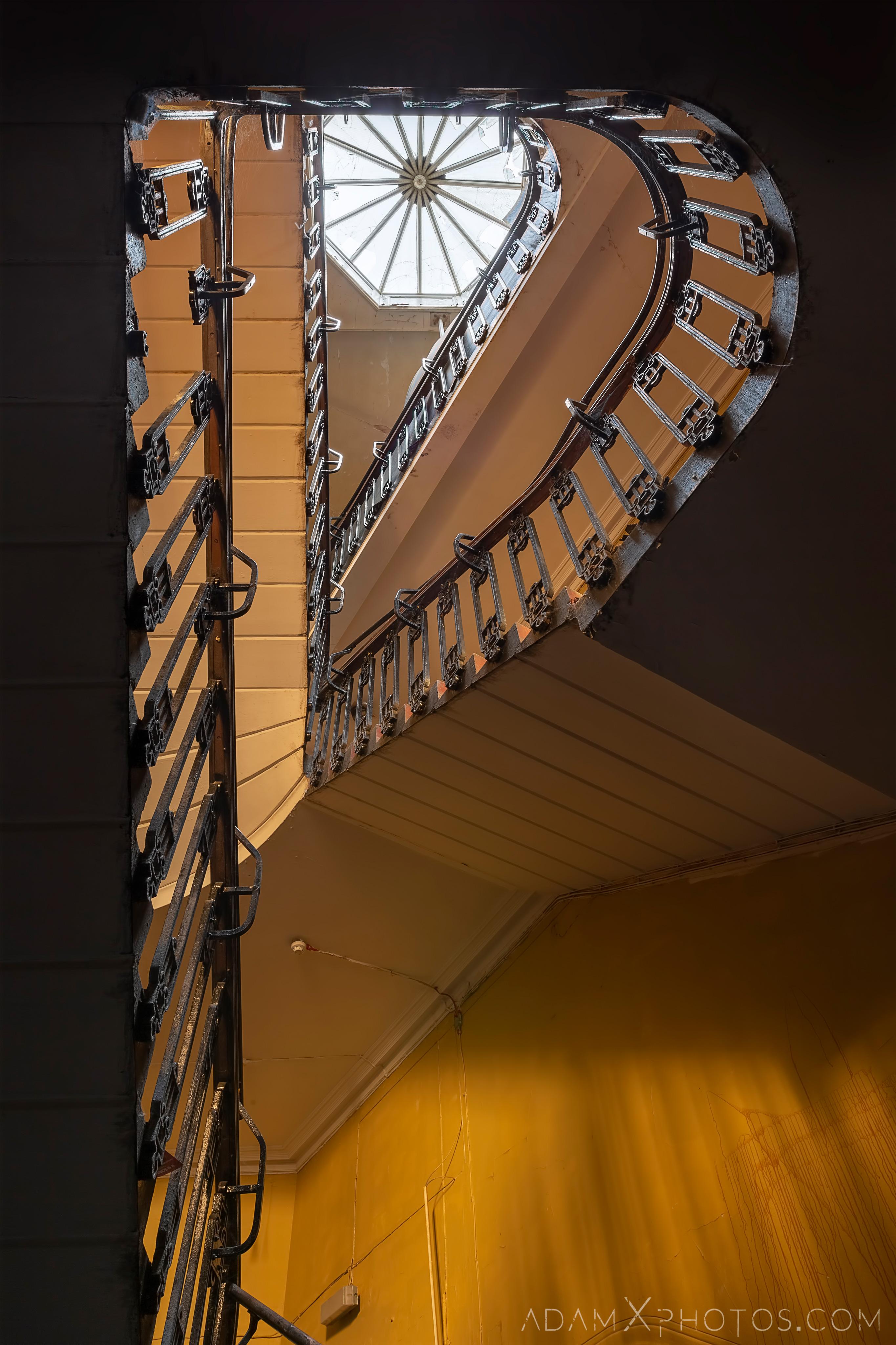 100 Best Corridors Stairs Lighting Images By John: Explore #223: Birmingham Methodist Central Hall / Q Club