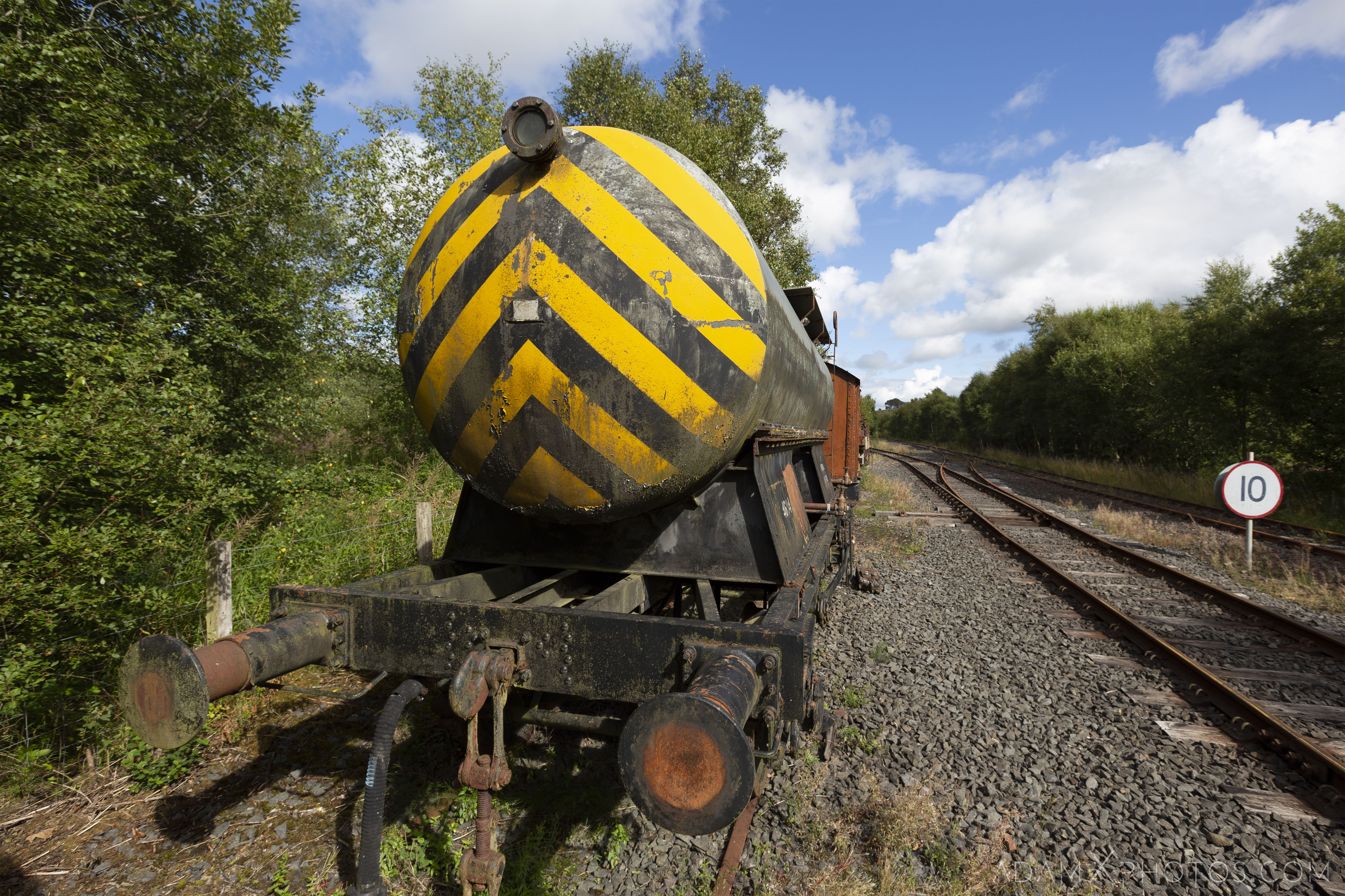 yellow black Abandoned Trains Waterside Dunaskin Adam X Urbex Urban Exploration Access 2018 Abandoned decay lost forgotten derelict location creepy haunting eerie