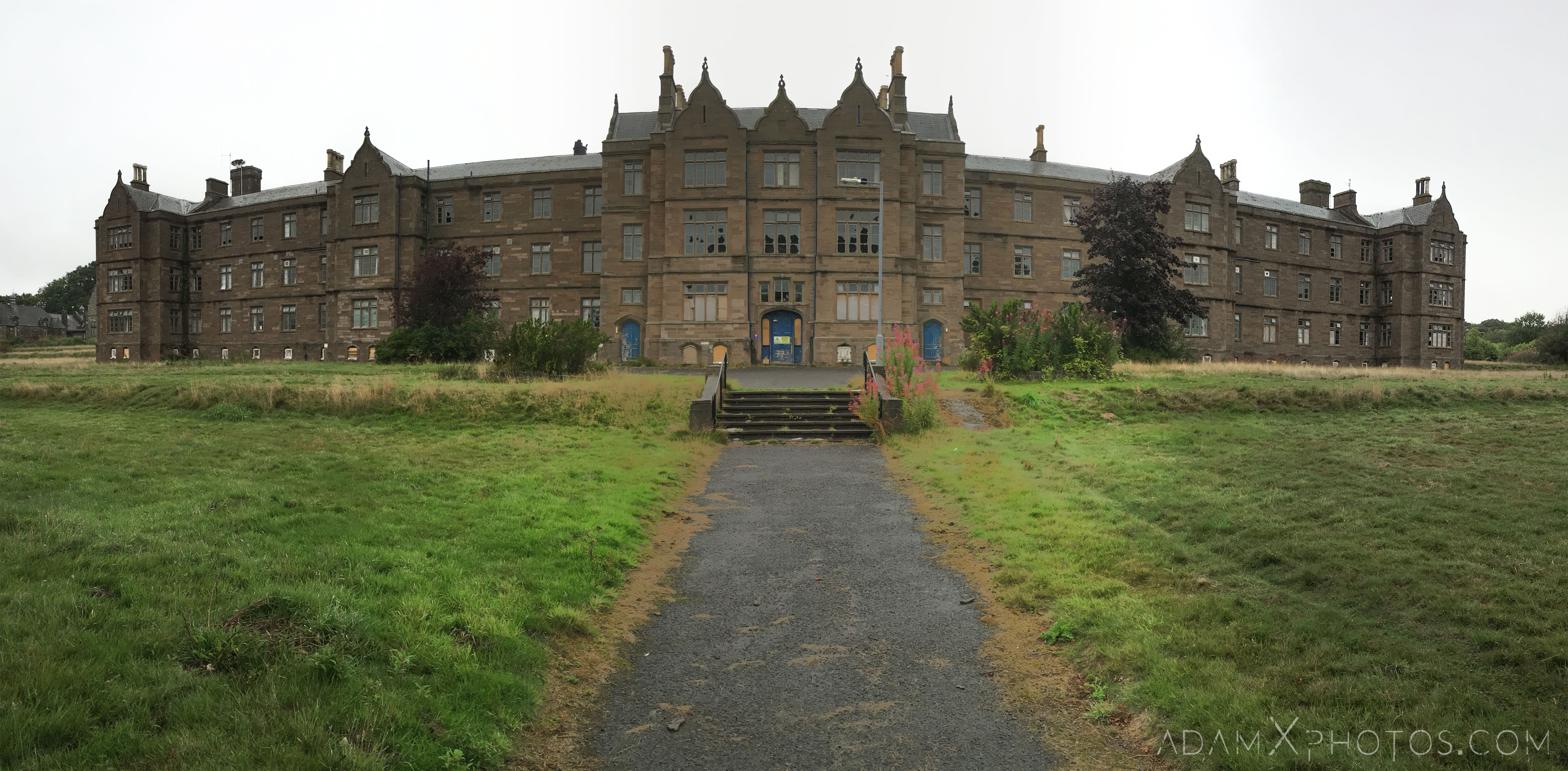 Explore 229 Sunnyside Royal Hospital Montrose Scotland September 2018 Adam X