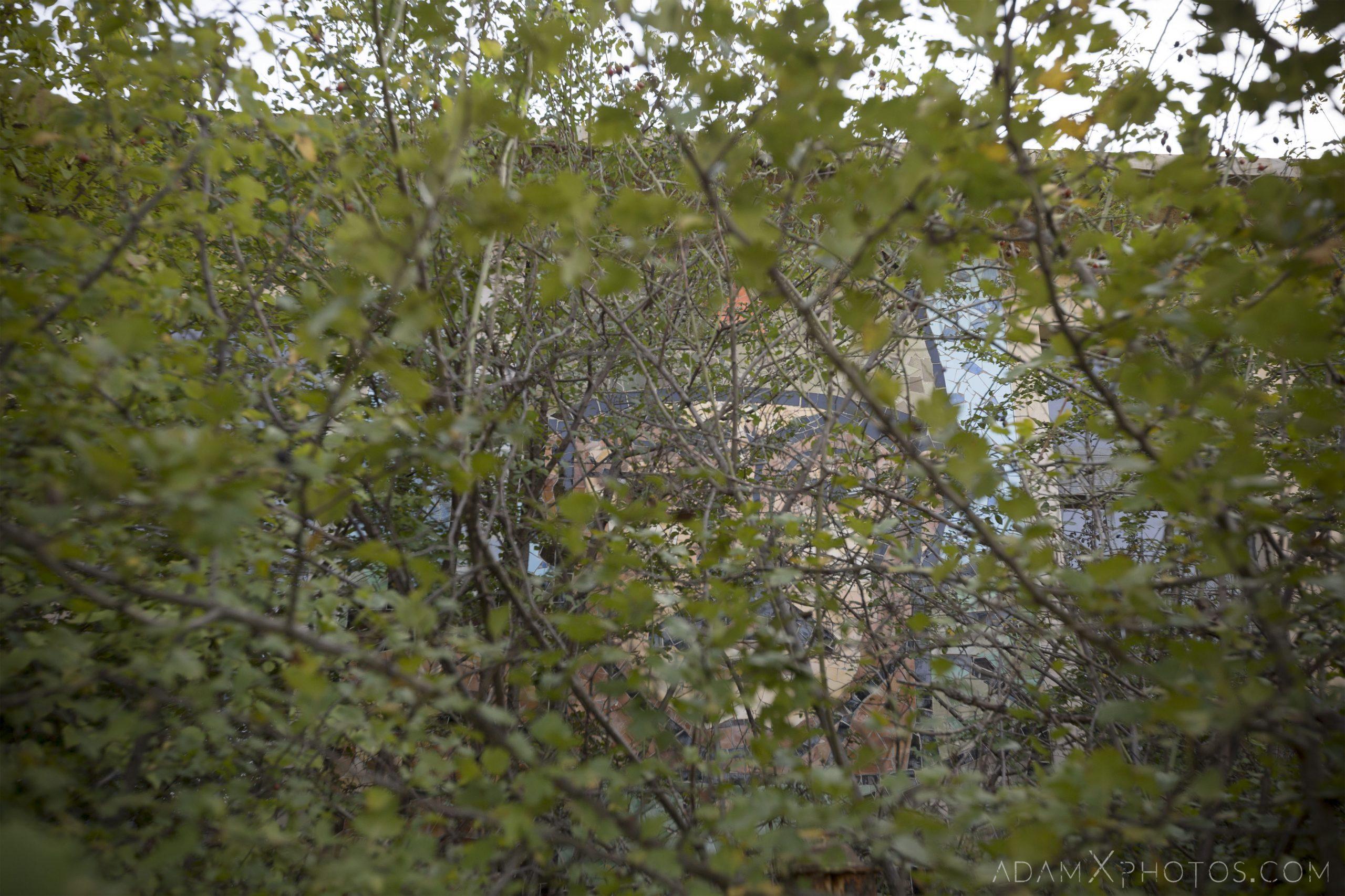 overgrown World War ii 2 memorial mural empty abandoned rural Soviet era Georgia Adam X AdamXPhotos Urbex Urban Exploration 2018 2019 Abandoned Access History decay ruins lost forgotten derelict location creepy haunting eerie security